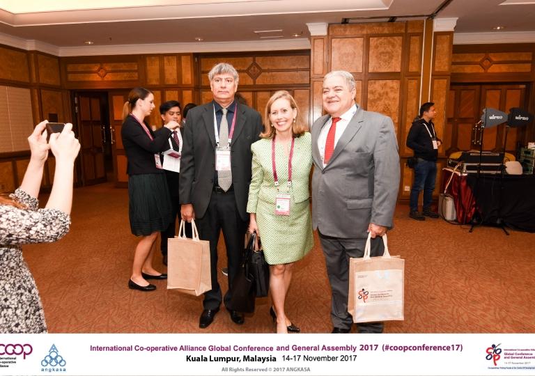 Alliance Global Board Meeting