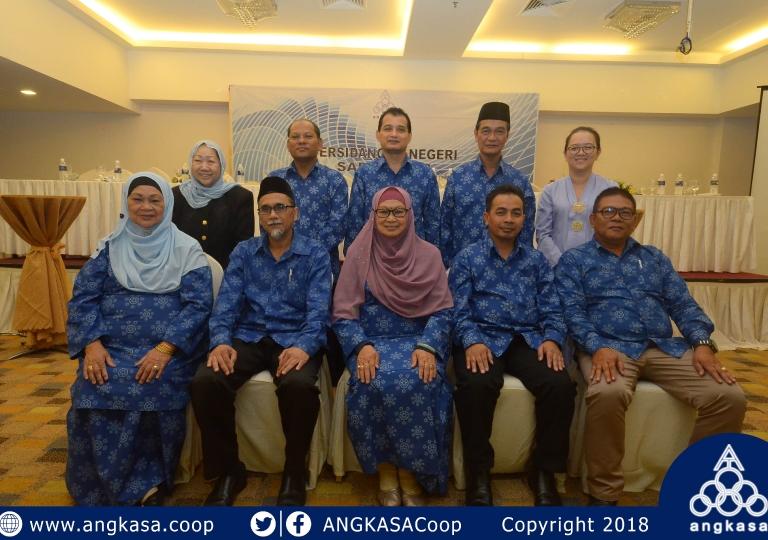 ANGKASA Sabah State Conference 2018