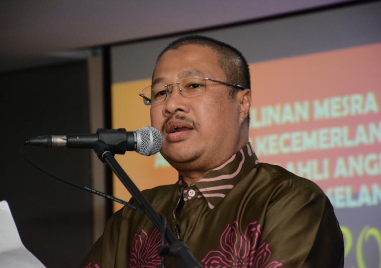 ANGKASA Selangor  Excellent Cooperation Award 2017