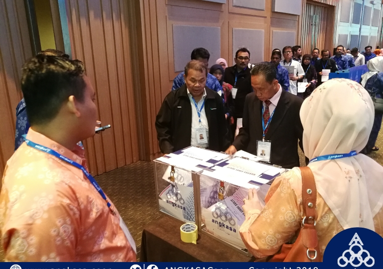 ANGKASA State of Federal Territory Conference 2018