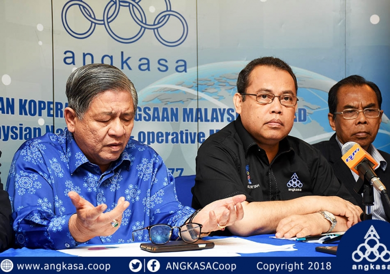 ANGKASA will bring palm oil issues to ICA meetings