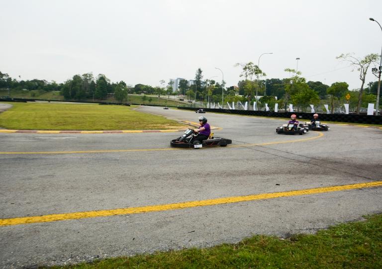 Coop Go-Kart Tournament