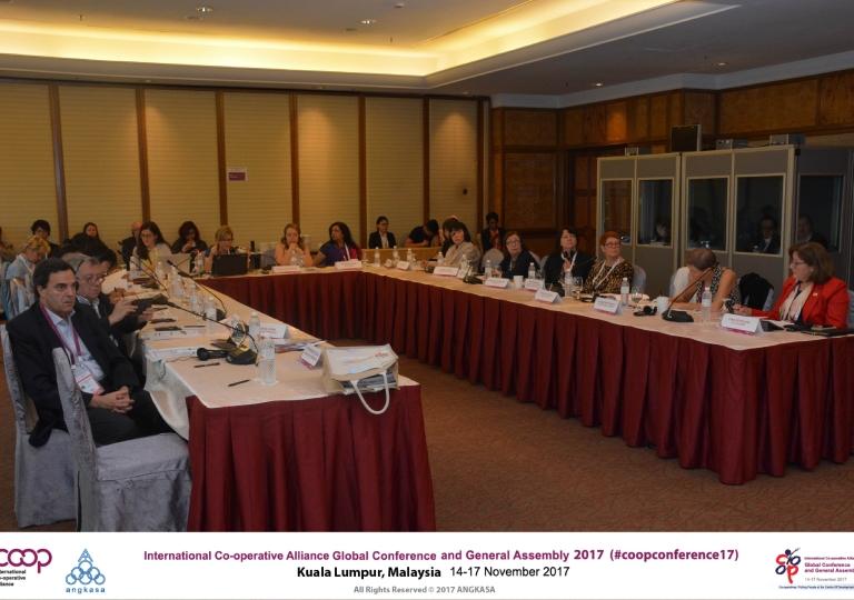 ICA Global Gender Equality Committee Annual Plenary Meeting
