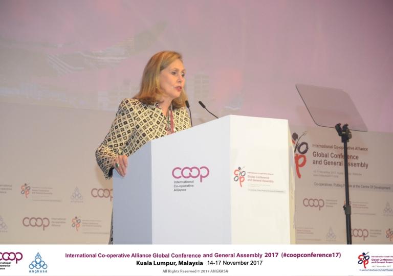 PLENARY | Closing keynote plenary - Dr Gro Harlem Brundtland