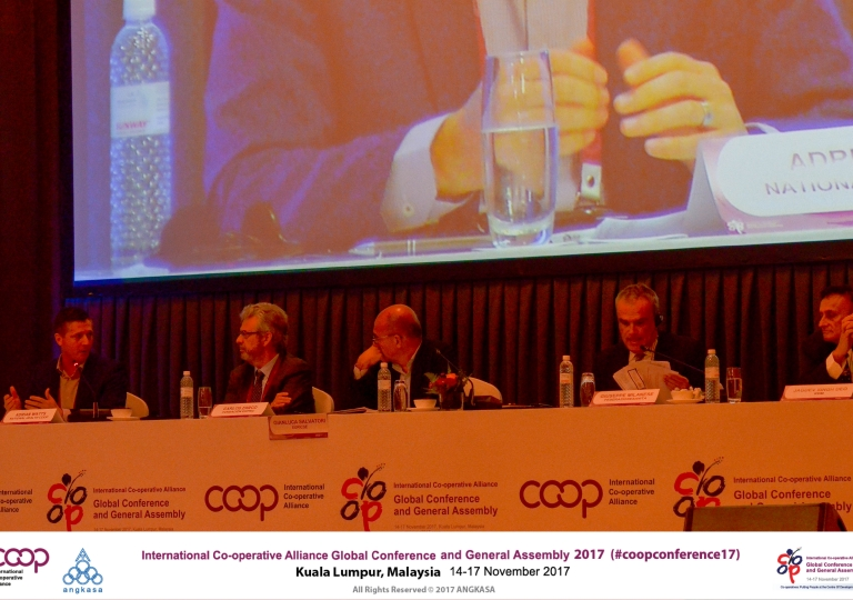 The Co-operative Health Report:Assessing the worldwide contribution of cooperatives to healthcare