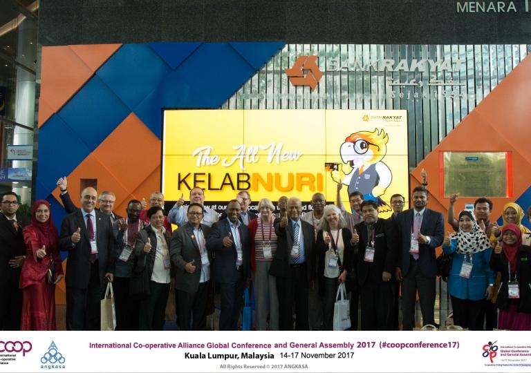 Visit to Bank Rakyat